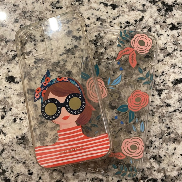 Rifle Paper Co IPhone 11/XR Cases